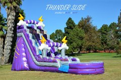 Thunder Cloud 19 foot Wet or Dry Slide