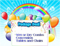 Wet or Dry Combo Package - save $30