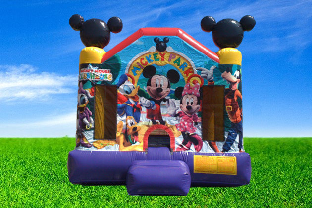 Mickey Mouse Bouncer Package