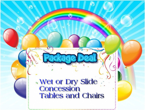 Wet or Dry Slide Package