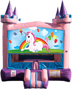 Unicorn Sparkle Castle
