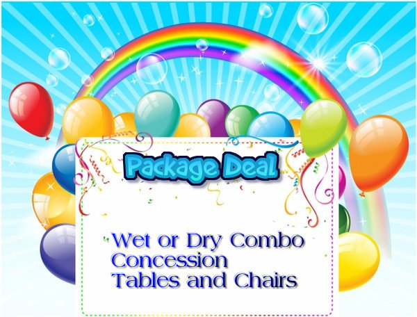 Wet or Dry Combo Package
