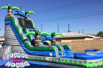Minneola Water Slide Rentals
