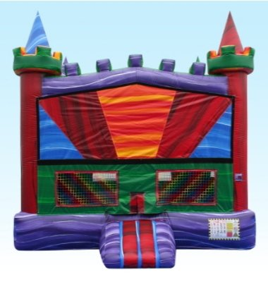 Marble Bounce House
