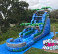 18ft. Blue Crush Slide