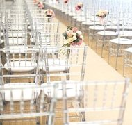 Ghost Chiavari Chairs