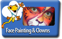 Face Painting and Clowns