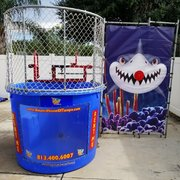 Splash Dunking Booth Dunk Tank
