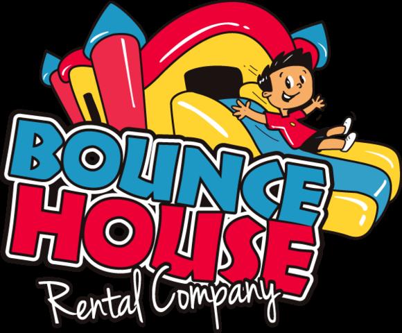 Bounce House Rental Company Logo