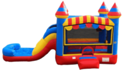 Carnival Combo 4 in 1 Bouncer Dry