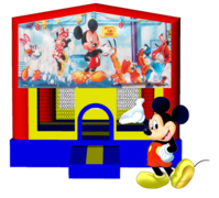 Mickey Mouse 13x13 Fun House