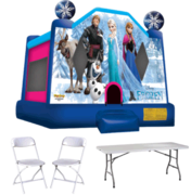 Disney Frozen 13x13 Deal with 16 Chairs and 2 Tables
