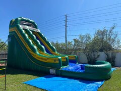 20ft Emerald Splash