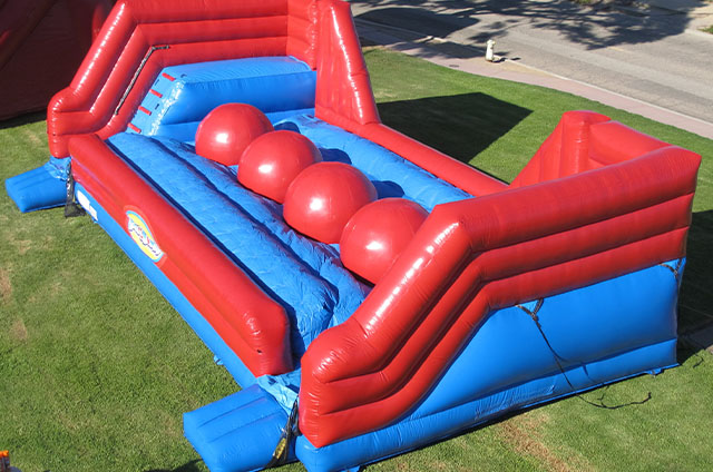 Leaps N Bounds Inflatable Party Game Rentals