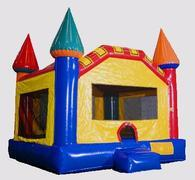 Standard and Themed Bounce Houses