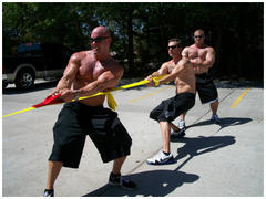 Power Tug-O-War Rope