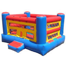 Box Bounce House