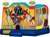 Justice League Bounce and Slide Combo 18ft x 15ft