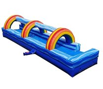 30 foot Slip N Slide 9ft H x 30ft L x 8ft W