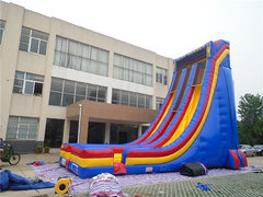 The Gigantic Dually Slide 30ft h x 36ft L x 15ft W