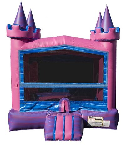 Modular Princess Bounce House