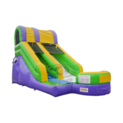 15ft Splash Wet Slide