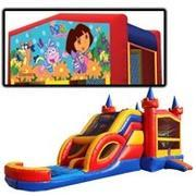 Dora the Explorer Sidewinder Wet Combo