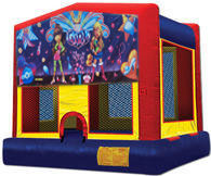 Bratz Bounce House