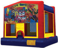 Happy Birthday 2 Bounce House
