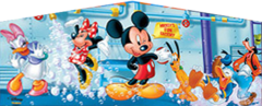 *Mickey Mouse Panel