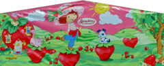 *Strawberry Shortcake Panel