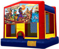 Pirates of Bermuda Bounce House