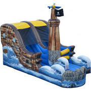 Shipwreck Water Slide