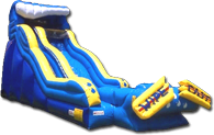 The Wipe Out Slide