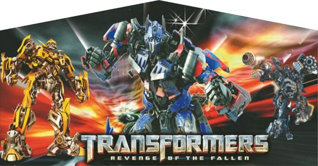 Transformers  banner x