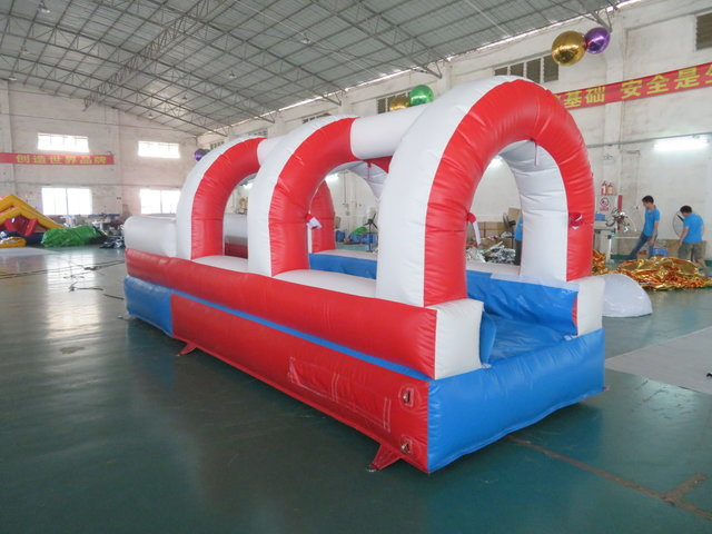 #302 Red white blue Slip n Slide @