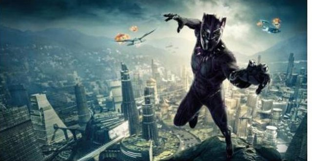 Black Panther ii  banner x