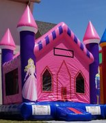 120 Princess Castle 14x14 @