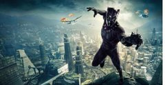 #4 Black Panther ii  banner x