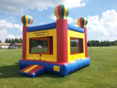 Big Balloon Bouncy Castle