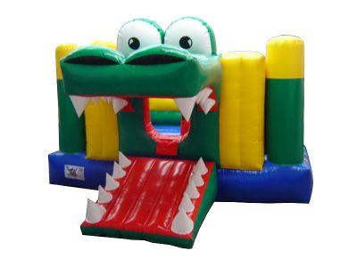 Crocodile Toddler Bouncy Castle