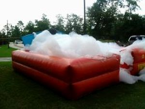 kids foam pit party
