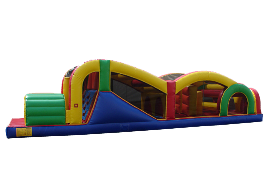 EXTREME RUSH Obstacle Course w/o Slide