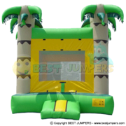 Jungle House Bouncy Castle