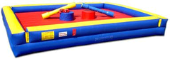 Inflatable Jousting Ring