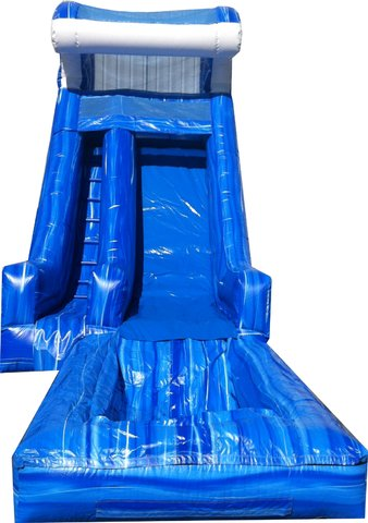 8A - 18' Blue Wave Water Slide