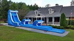 11A - 22' Georgia Wave Blast Water Slide