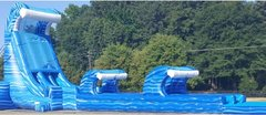 12B - 32' Mac Daddy Water Slide