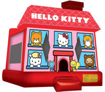 1A - Hello Kitty Bounce House
