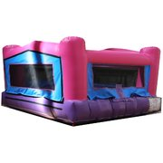1A - Indoor Bouncer Pink